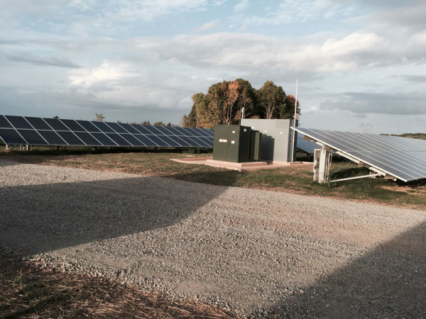 Commercial Project – Solar
